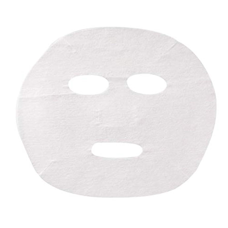 曲線ハリウッドエントリフェイシャルシート (薄手タイプ) 70枚入 22.5×18.5cm [ フェイスマスク フェイスシート フェイスパック フェイシャルマスク フェイシャルパック ローションマスク ローションパック フェイス パック マスク ]