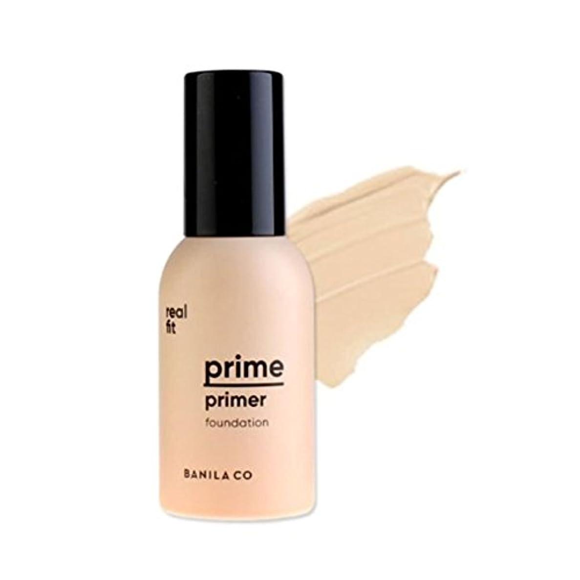 納屋なめらかな経度[Renewal] BANILA CO Prime Primer Fitting Foundation 30ml/バニラコ プライム プライマー フィッティング ファンデーション 30ml (#BE10) [並行輸入品]