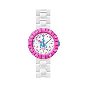 [フリック フラック]FLIK FLAK 腕時計 Power Time 7+ (パワータイム7+) BLEUE ETOILÉE (ブルー・エトワーレ) ガールズ FCSP076 FCSP076 ガールズ 【正規輸入品】