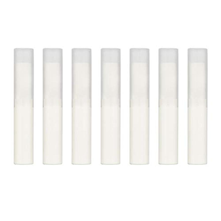 延ばすボス満足できるFrcolor リップ クリーム チューブ リップ容器 口紅チューブ 手作り口紅容器 4g 回転式 詰め替え ボトル 10本セット