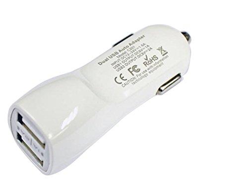 オーディオファン USB充電器 自動車シガーソケット 用 1...