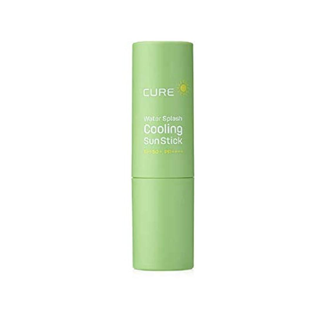 チョップすすり泣き散逸[KIMJUNGMOON ALOE] キムジョンムンアロエ Cure Water Splash Coolling Sun Stick 11gキュアウォータースプラッシュクーリングスティックSPF50+/PA++++ 42%...