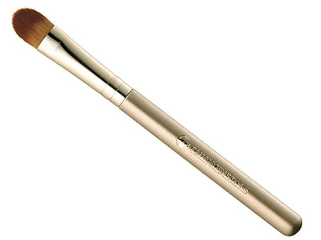 歯車間欠温室オンリーミネラル コンシーラー&ハイライトブラシ 12.5cm