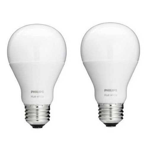 Philips(フィリップス) Hue White A60型LED電球2個セ...