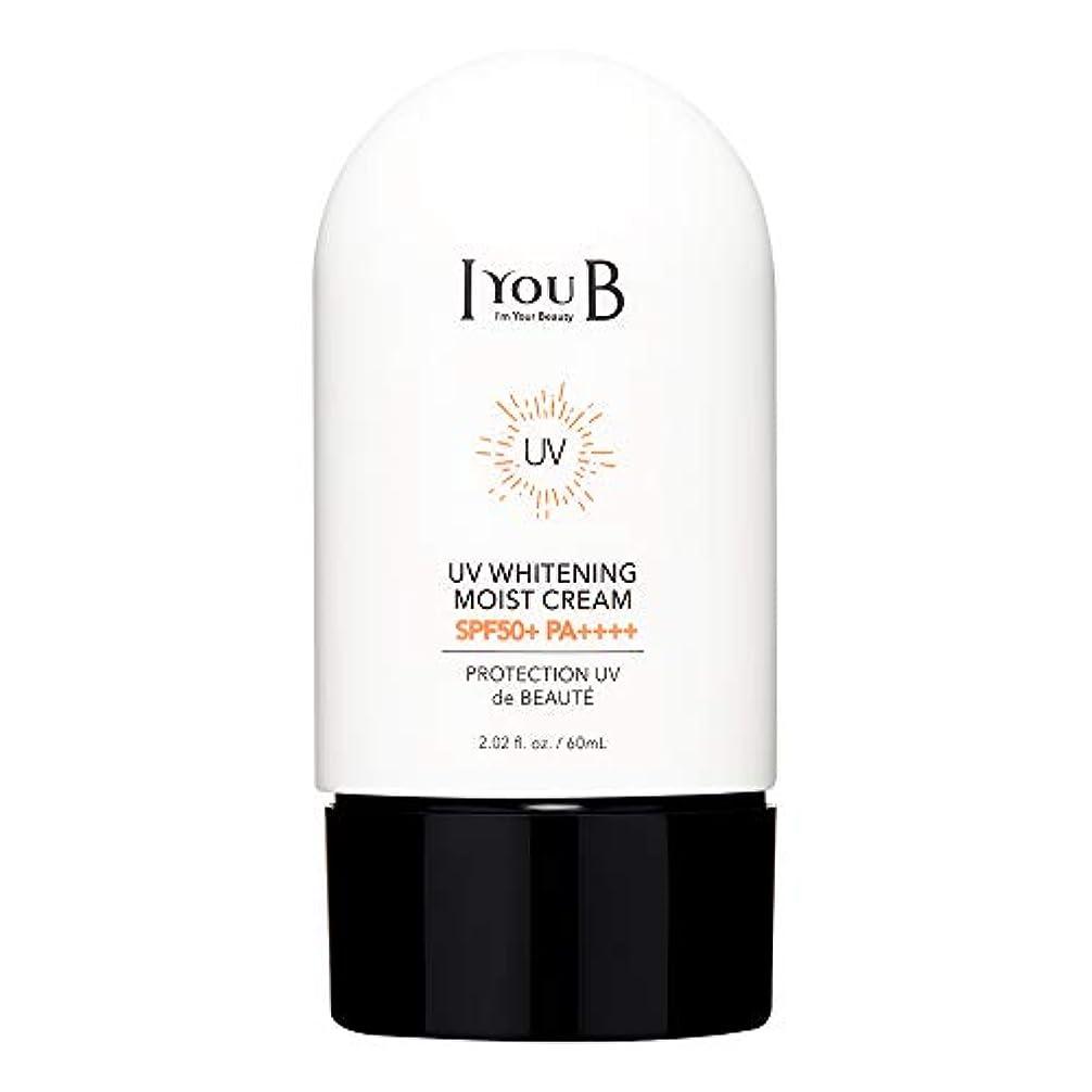 聖人受付無心[アイユビ]UVホワイトニングモイストクリーム 50+ PA++++60ml/2oz,[IYOUB] UV Whitening Moist Cream SPF 50+ PA++++60ml/2oz