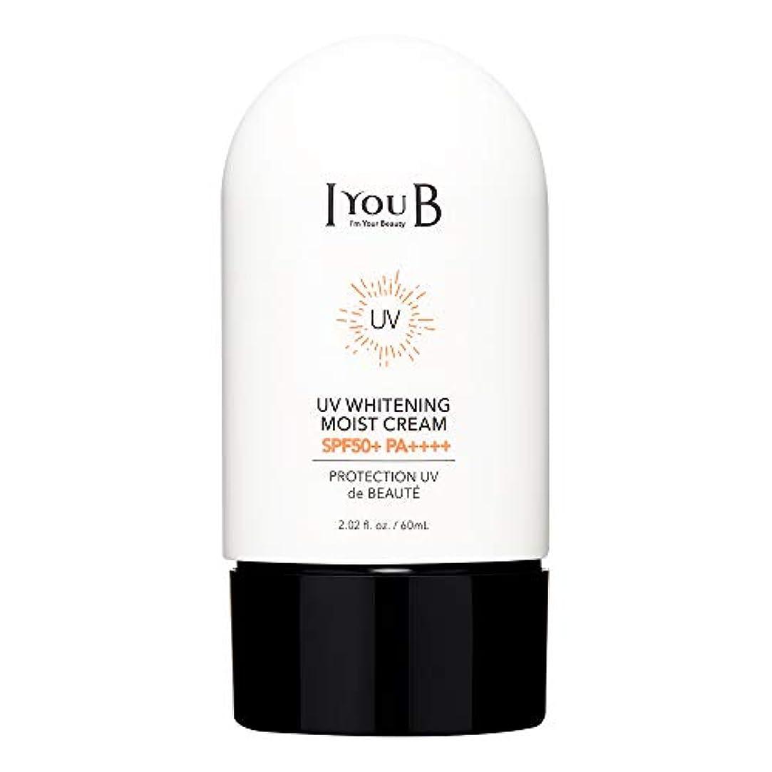 ブル着るピア[アイユビ]UVホワイトニングモイストクリーム 50+ PA++++60ml/2oz,[IYOUB] UV Whitening Moist Cream SPF 50+ PA++++60ml/2oz