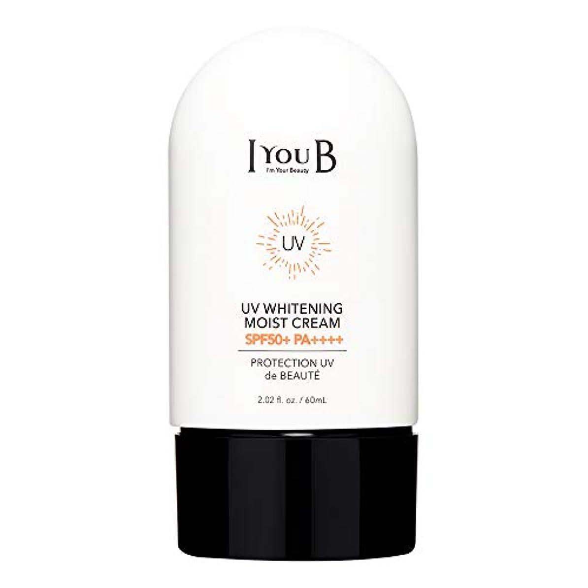 浪費増強抽選[アイユビ]UVホワイトニングモイストクリーム 50+ PA++++60ml/2oz,[IYOUB] UV Whitening Moist Cream SPF 50+ PA++++60ml/2oz