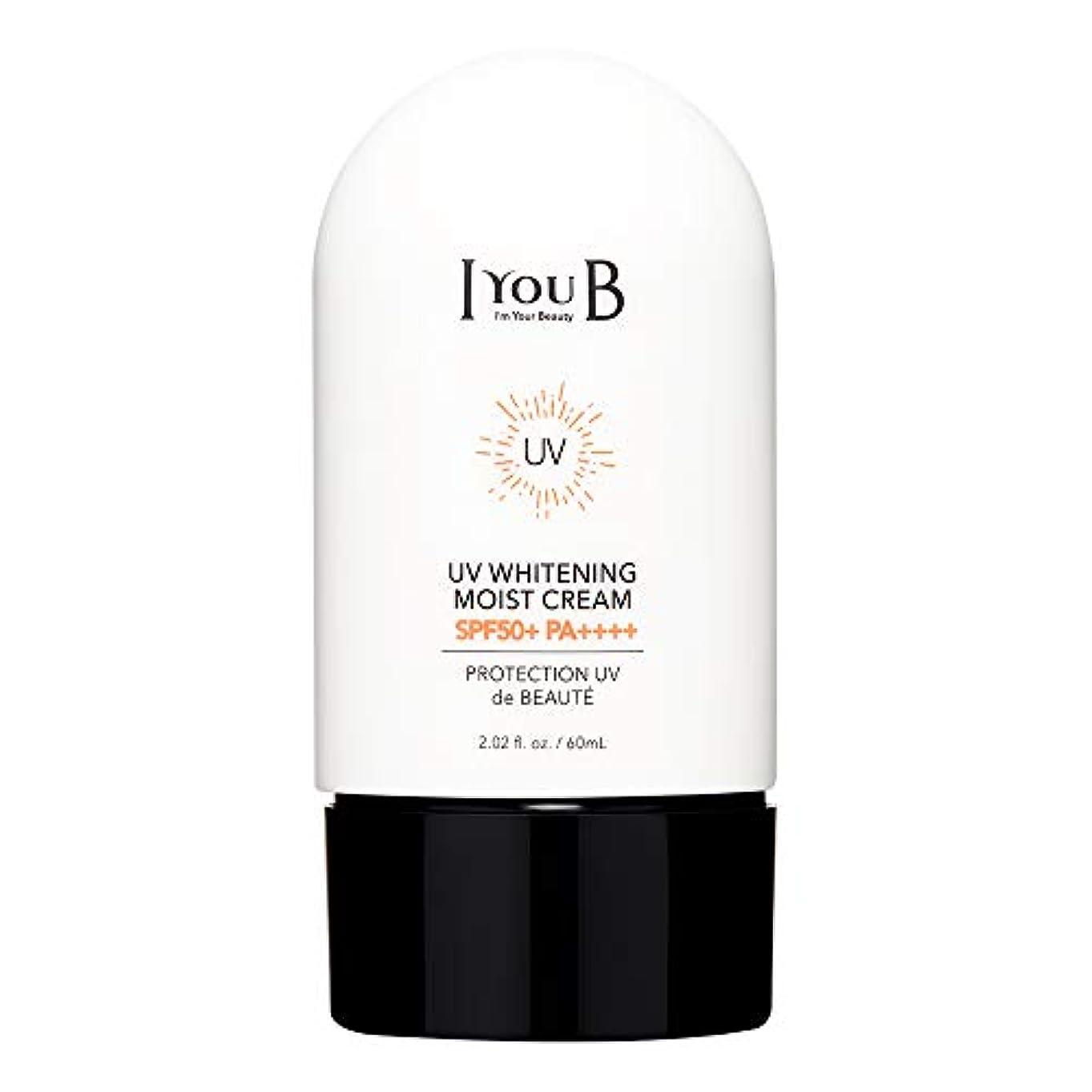 完璧な無条件リレー[アイユビ]UVホワイトニングモイストクリーム 50+ PA++++60ml/2oz,[IYOUB] UV Whitening Moist Cream SPF 50+ PA++++60ml/2oz