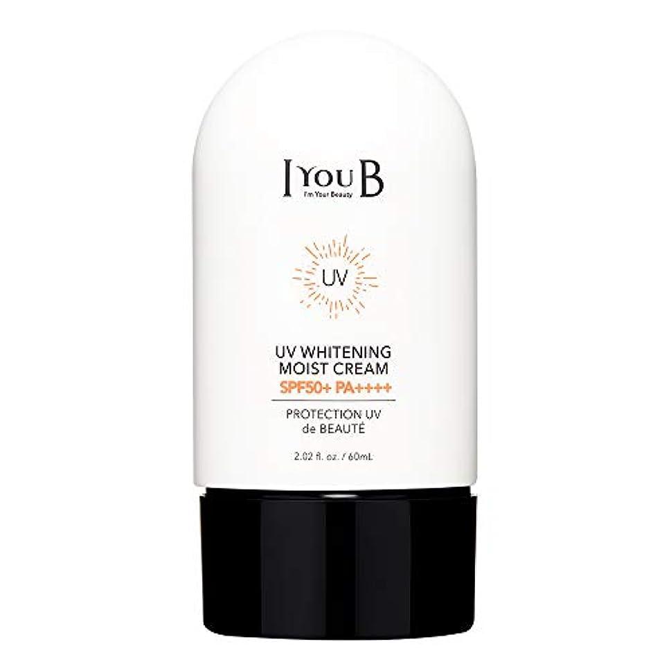 ハッピー哲学博士ボーナス[アイユビ]UVホワイトニングモイストクリーム 50+ PA++++60ml/2oz,[IYOUB] UV Whitening Moist Cream SPF 50+ PA++++60ml/2oz