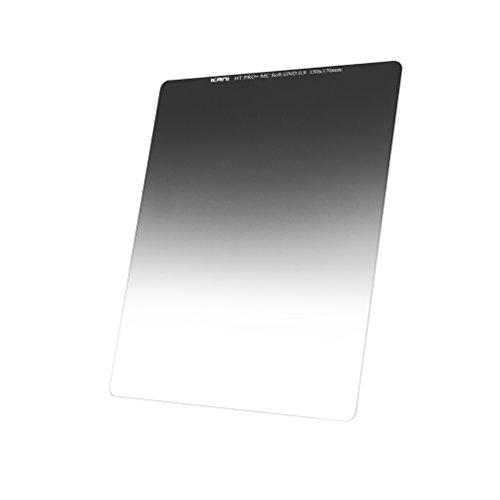 【KANI】カメラ用 光量調節用 角形ハーフフィルター SOFT GND0.9 170x150mm