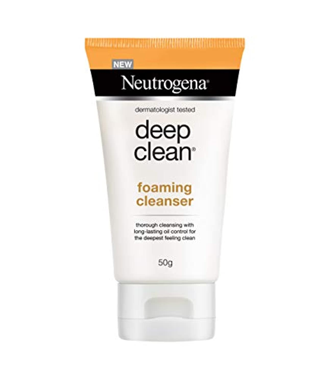 切断するスープ委託Neutrogena Deep Clean Foaming Cleanser, 50g