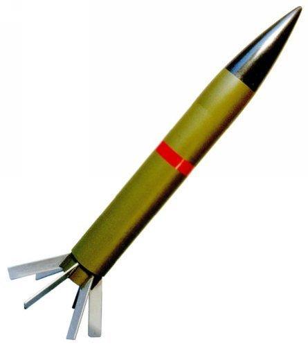 おもちゃ Launch Pad Flying Model モデル Rocket Kits K056 Folgore [並行輸入品]