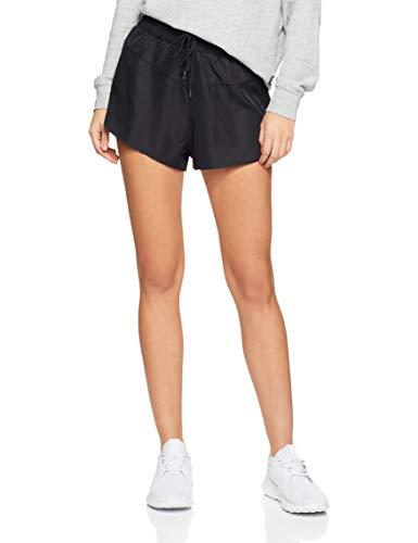 Bonds Women's Woven Sport Short, Black, X-Large