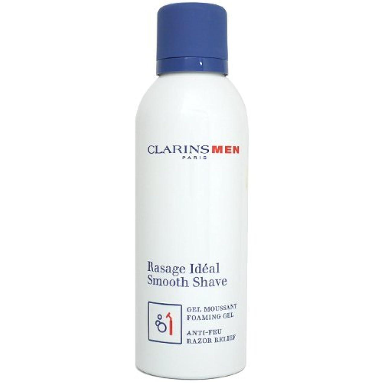 クラシカル意味のある辛なクラランス CLARINS メン スムース シェイヴ 150mL [並行輸入品]
