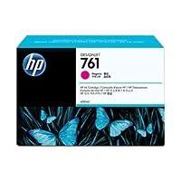HP(Inc.) 761 インクカートリッジ 400ml マゼンタ CM993A ds-1709236
