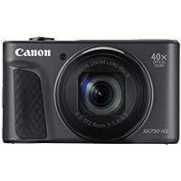 Canon コンパクトデジタルカメラ PowerShot SX730 HS ブラック 光学40倍ズーム PSSX730HS(BK)