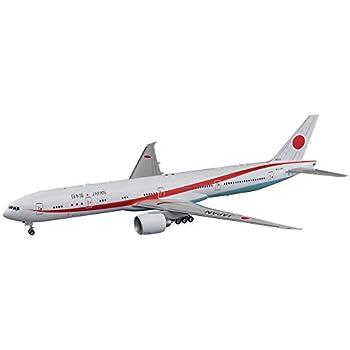 ハセガワ 1/200 日本政府専用機 ボーイング777-300ER プラモデル 23