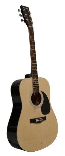 アコースティックギター - Natural アコースティックギター アコギ ギター (並行輸入)