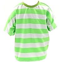 ノーブランド品 アメリカンガール 18インチ人形の服 ワンピース 綺麗 ドレス アクセサリー 贈り物 全4パタン選べ - 緑