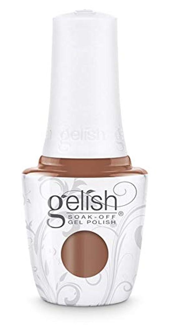 ファウルメタルライン言い聞かせるGelish Soak-Off Gel - African Safari Collection - Neutral By Nature - 15 ml/05 oz