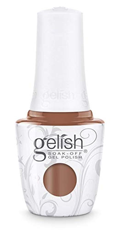 くしゃくしゃ強調トレッドGelish Soak-Off Gel - African Safari Collection - Neutral By Nature - 15 ml/05 oz