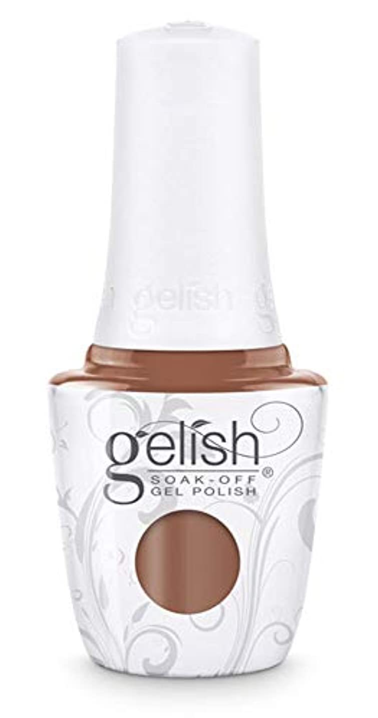 鳴らすリダクターオーガニックGelish Soak-Off Gel - African Safari Collection - Neutral By Nature - 15 ml/05 oz