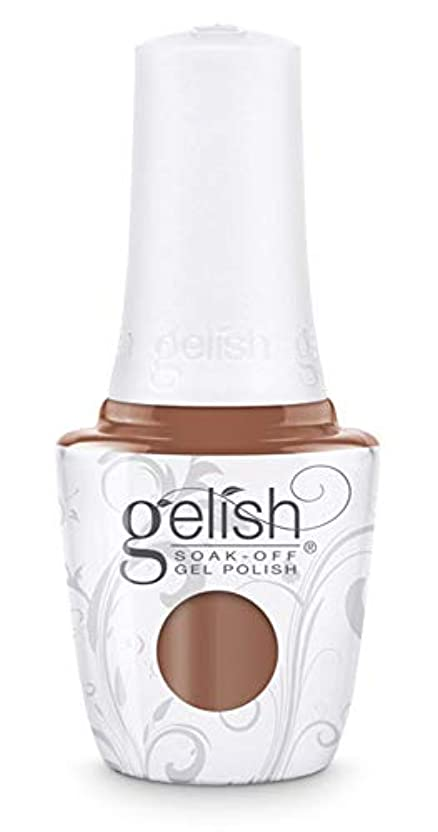 食事を調理する特権的ばかげているGelish Soak-Off Gel - African Safari Collection - Neutral By Nature - 15 ml/05 oz