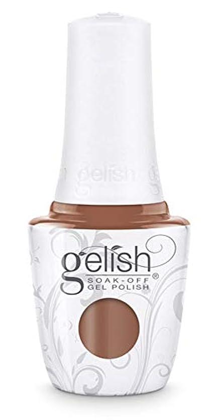 貯水池瀬戸際コミットGelish Soak-Off Gel - African Safari Collection - Neutral By Nature - 15 ml/05 oz