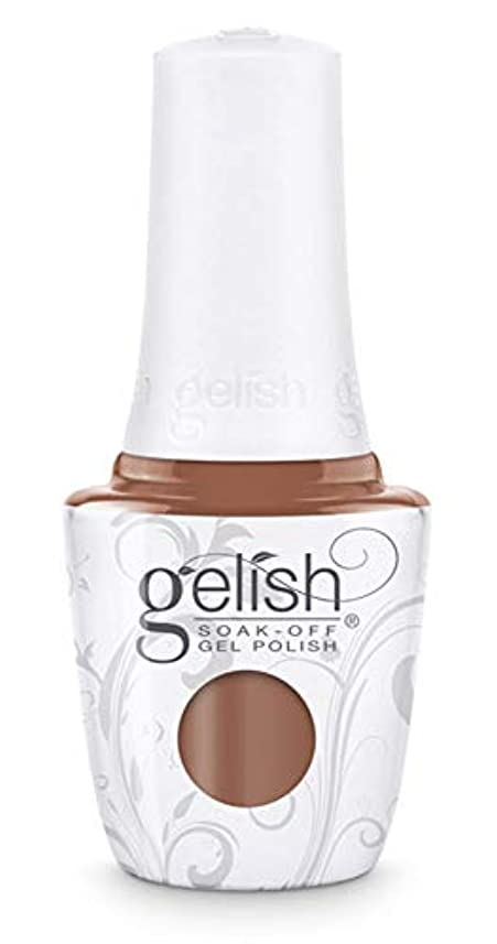 集中誕生増幅Gelish Soak-Off Gel - African Safari Collection - Neutral By Nature - 15 ml/05 oz