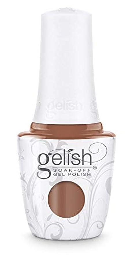 合理的ローマ人気分Gelish Soak-Off Gel - African Safari Collection - Neutral By Nature - 15 ml/05 oz