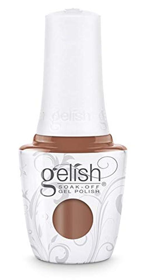 受取人粉砕する家畜Gelish Soak-Off Gel - African Safari Collection - Neutral By Nature - 15 ml/05 oz