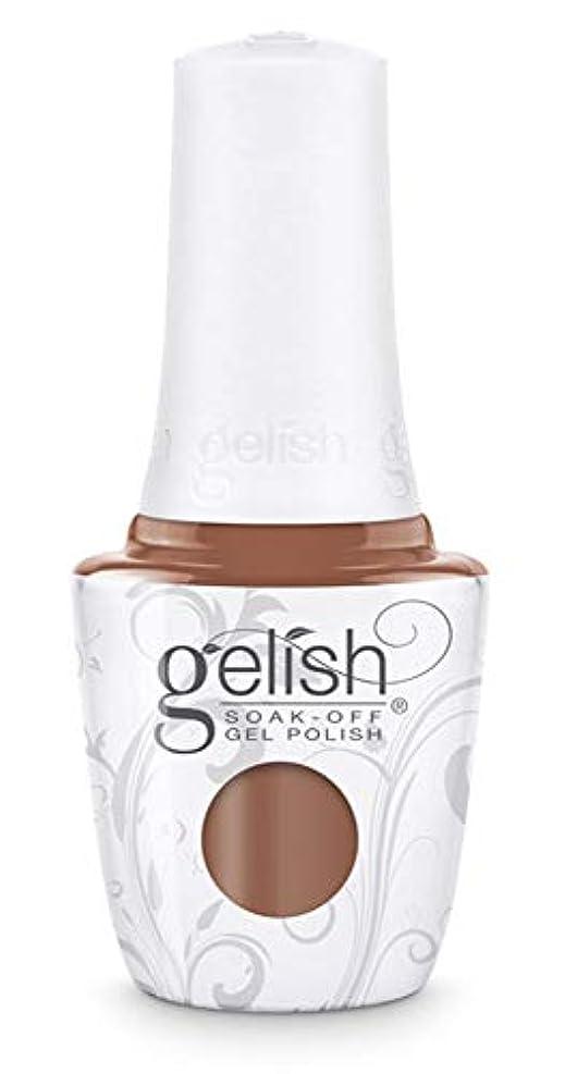 レジデンス楽しませるデンマークGelish Soak-Off Gel - African Safari Collection - Neutral By Nature - 15 ml/05 oz