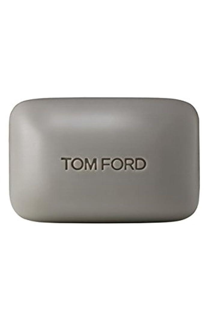忘れっぽい反逆勧めるTom Ford Private Blend 'Oud Wood' (トムフォード プライベートブレンド オードウッド) 5.5 oz (165ml) Bar Soap (固形石鹸)