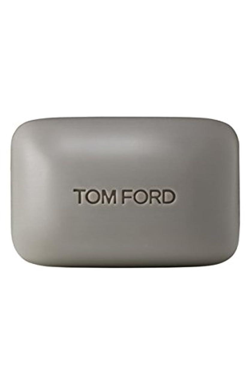 耐える間隔酔ってTom Ford Private Blend 'Oud Wood' (トムフォード プライベートブレンド オードウッド) 5.5 oz (165ml) Bar Soap (固形石鹸)