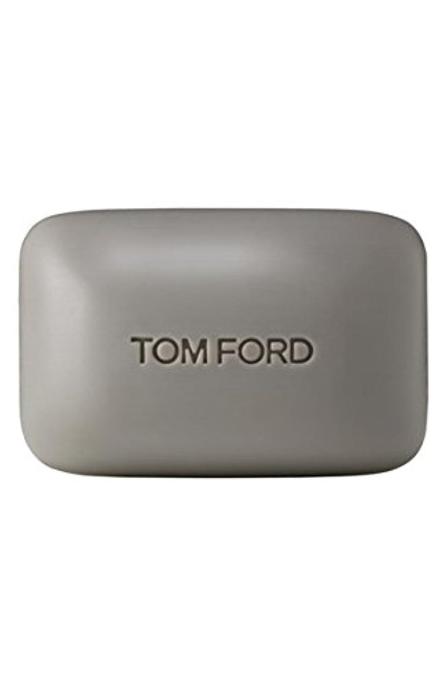 女優ミント安全性Tom Ford Private Blend 'Oud Wood' (トムフォード プライベートブレンド オードウッド) 5.5 oz (165ml) Bar Soap (固形石鹸)