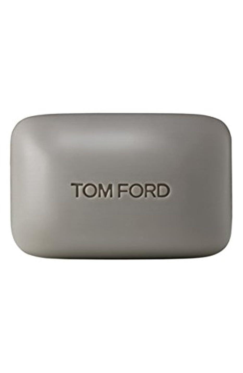 瞑想するフレットドラッグTom Ford Private Blend 'Oud Wood' (トムフォード プライベートブレンド オードウッド) 5.5 oz (165ml) Bar Soap (固形石鹸)