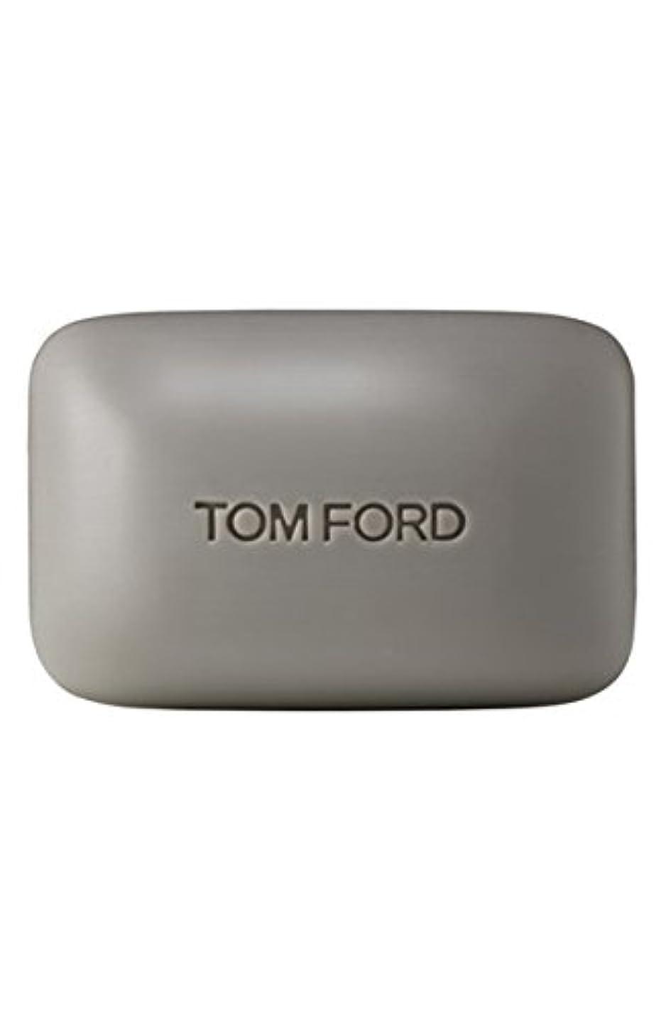 感謝しているユーモラス日没Tom Ford Private Blend 'Oud Wood' (トムフォード プライベートブレンド オードウッド) 5.5 oz (165ml) Bar Soap (固形石鹸)