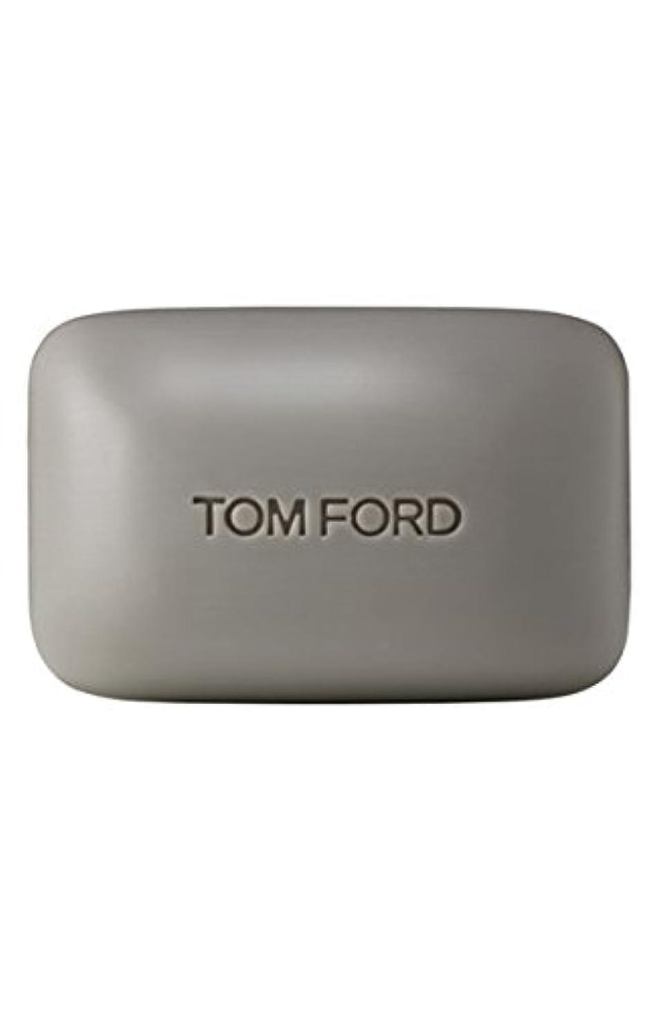 豚肉あたたかい埋めるTom Ford Private Blend 'Oud Wood' (トムフォード プライベートブレンド オードウッド) 5.5 oz (165ml) Bar Soap (固形石鹸)