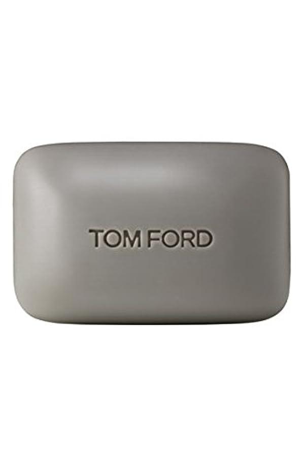 リズミカルなけがをする反発するTom Ford Private Blend 'Oud Wood' (トムフォード プライベートブレンド オードウッド) 5.5 oz (165ml) Bar Soap (固形石鹸)