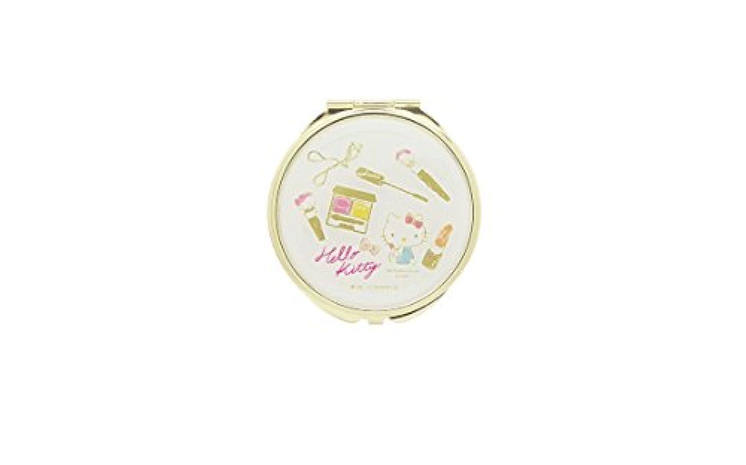 フェローシップお勧め茎(メイクメリー) Make Merry Sanrioコンパクトミラー 86887