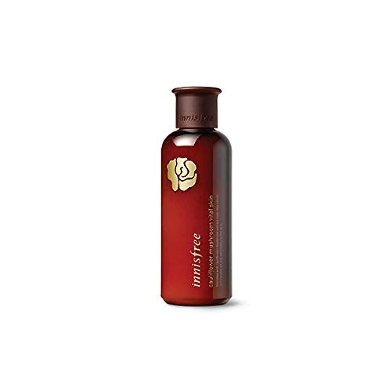 プロジェクターハングマスタード[イニスフリー]Innisfree カリフラワー マッシュルーム バイタルスキン200ml Innisfree Cauliflower Mushroom Vital Skin 200ml [海外直送品]