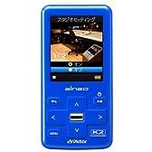 JVC XA-V40-A Alneo デジタルオーディオプレーヤー ブルー