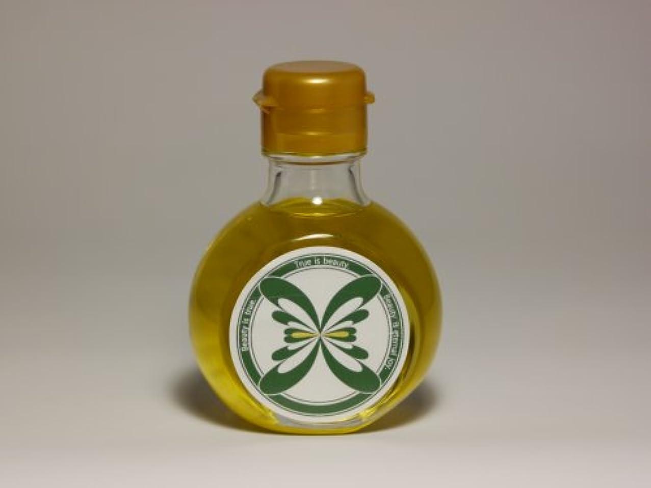 楽観的殺します才能のあるモリンガゴールドオイル100 100ml 酸化しにくい飽和脂肪酸含有のモリンガオイル100%で、クレンジング(特にアイメイク落し)?保湿?ヘアオイルなど、色々な用途に使えます。