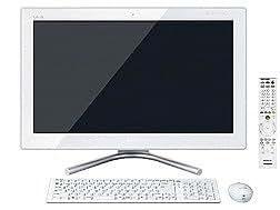 ソニー(VAIO) VAIO Lシリーズ (W7HP64/Ci5/24FHD/4G/BD/2T/WLAN/Office/TV) ホワイト VPCL247FJ/WI