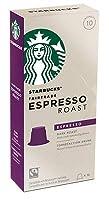 ネスプレッソ 8種類から選択 スターバックス コーヒー 互換 カプセル スタバ 10個入り (ロースト) [並行輸入品]