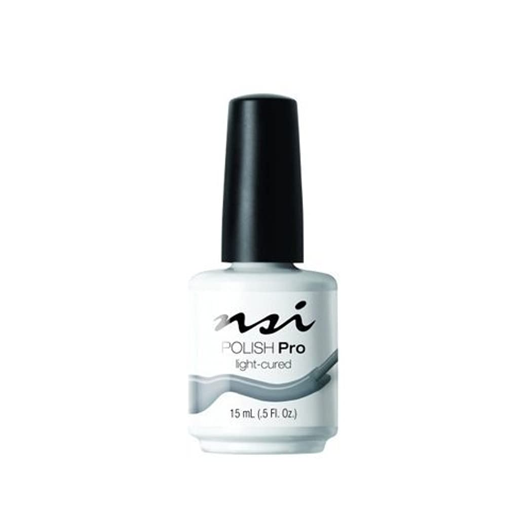 雷雨ページ掃くNSI Polish Pro Gel Polish - Bridezilla - 0.5oz / 15ml