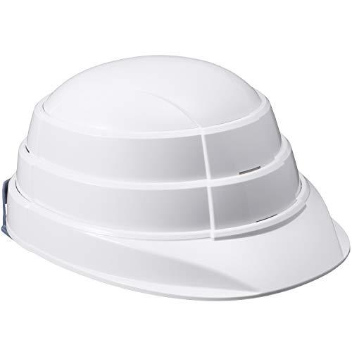 折りたたみ防災用ヘルメット オサメット(反射材付き) osamet ホワイト (大人用)