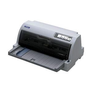 エプソン(EPSON) ドットインパクトプリンター/水平型/106桁(10.6インチ)/7枚複写/USB対応 VP-F2000 ds-827140