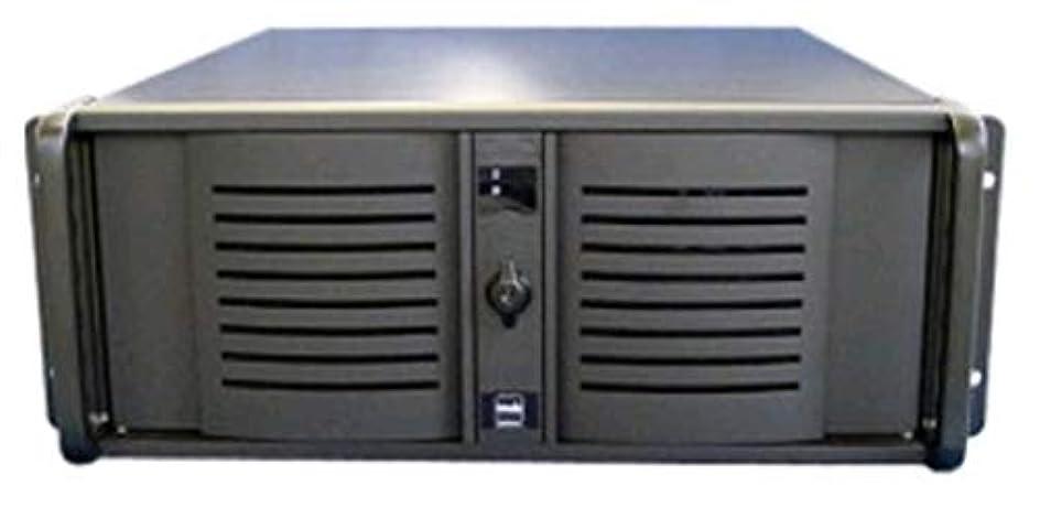 キャンパスギャラントリー抹消Casetronic Eagle-4261 4U、9ベイ、4ファン、ケースのみ、12x 13 MB(例えばD-400L-7)