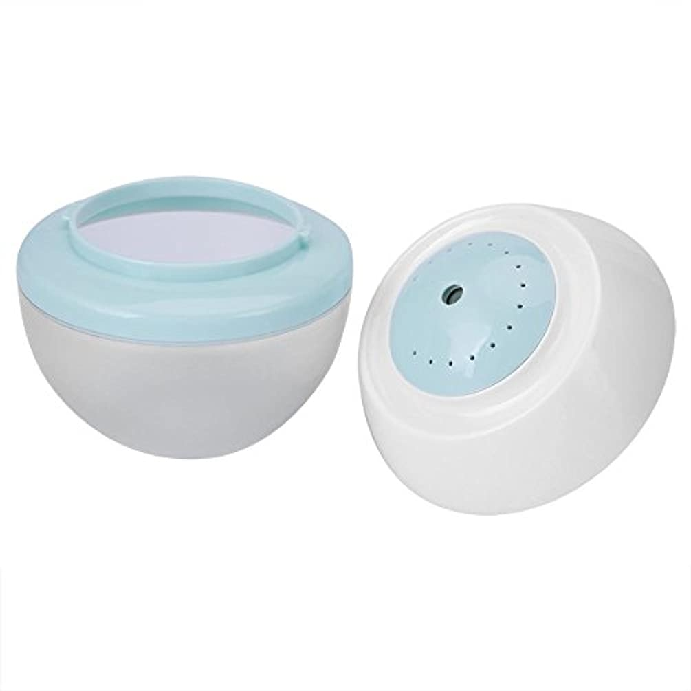 愚か開発する強いますクールミスト加湿器、500ML 7色LED超音波加湿器冷気オイルディフューザー清浄器ホームオフィスルーム用ホームホールハウスベビールーム(ピンク)